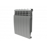 Радиатор Royal Thermo BiLiner 500 Silver Satin - 12 секц.