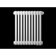 Радиатор трубчатый Zehnder Charleston Retrofit 2056, 12 сек.1/2 ниж.подк. RAL9016 (кроншт.в компл)