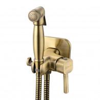 Гигиенический душ Lemark Solo LM7165B бронза
