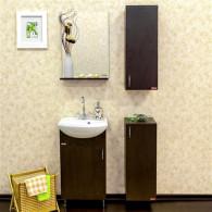 Мебель для ванной Sanflor Мокко 45 венге L