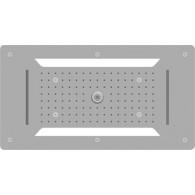 Верхний душ RGW Shower Panels SP-71