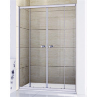 Душевая дверь RGW Classic CL-10 (1360-1410)x1850 прозрачное