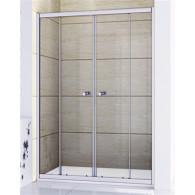 Душевая дверь RGW Classic CL-10 (1560-1610)x1850 прозрачное