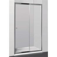 Душевая дверь RGW Classic CL-12 (1260-1310)x1850 прозрачное