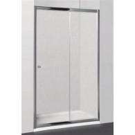 Душевая дверь RGW Classic CL-12 (1260-1310)x1850 шиншилла