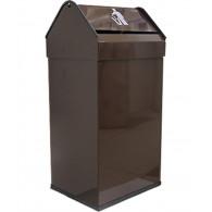 Ведро для мусора Nofer 14118.2 Br
