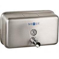 Диспенсер для мыла Nofer Inox 03002.S