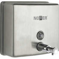 Диспенсер для мыла Nofer Inox 03004.S