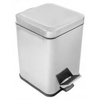 Ведро для мусора Colombo Black&White B9210.CR хром