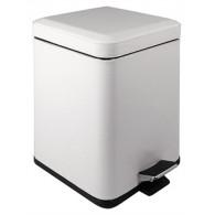 Ведро для мусора Colombo Black&White B9210.EPB белое
