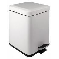 Ведро для мусора Colombo Black&White B9211.EPB белое