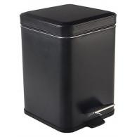 Ведро для мусора Colombo Black&White B9211.EPN черное