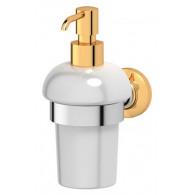 Дозатор жидкого мыла 3SC Stilmar STI 105 хром, золото