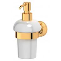 Дозатор жидкого мыла 3SC Stilmar STI 205 золото