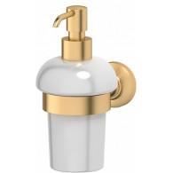 Дозатор жидкого мыла 3SC Stilmar STI 305 матовое золото