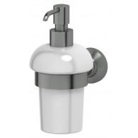 Дозатор жидкого мыла 3SC Stilmar STI 405 античное серебро
