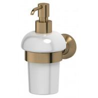 Дозатор жидкого мыла 3SC Stilmar STI 505 античная бронза