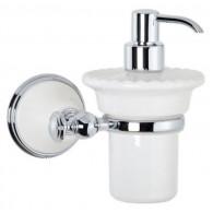 Дозатор жидкого мыла Tiffany World Harmony TWHA108bi/cr