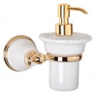 Дозатор жидкого мыла Tiffany World Harmony TWHA108bi/oro