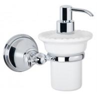 Дозатор жидкого мыла Tiffany World Harmony TWHA108cr
