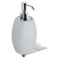 Дозатор жидкого мыла Webert Aria AI500201015 белый