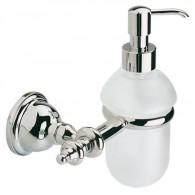 Дозатор жидкого мыла Webert Armony AM500201015 хром