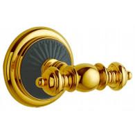 Крючок Boheme Palazzo Nero 10156 двойной