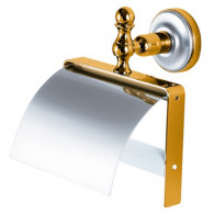 Бумагодержатель Migliore Mirella ML.MRL-M059.CRDO хром-золото