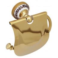 Бумагодержатель Fixsen Bogema gold FX-78510G
