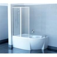 Шторка на ванну Ravak VSK2 Rosa 170 L Rain 76LB010041