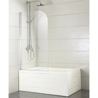 Шторка на ванну Bravat Alfa 70x150 BG070.5110A