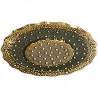 Верхний душ Bronze de Luxe 1915 двойной ок