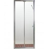 Душевая дверь Bravat Drop 80x200 складная