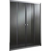 Душевая дверь Cezares Anima BF2 160 C Cr