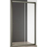 Душевая дверь Cezares Giubileo-BF-1 прозрачное стекло, бронза
