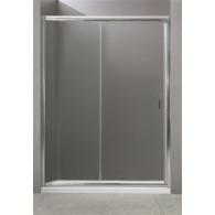 Душевая дверь BelBagno Uno BF 1 130 C Cr
