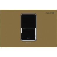 Кнопка слива инсталляций Creavit FP8001.04 золото