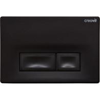 Кнопка слива инсталляций Creavit Ore GP3002.02 черный глянцевый