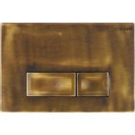 Кнопка слива инсталляций Creavit Ore GP3007.00 бронза