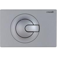 Кнопка слива инсталляций Creavit Power GP5002.00 серый матовый