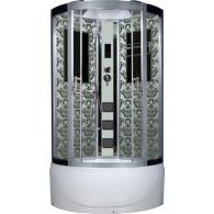 Душевая кабина Niagara Lux 7710W хром, металлик