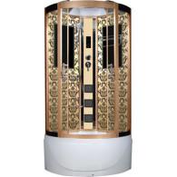 Душевая кабина Niagara Lux 7790G золото