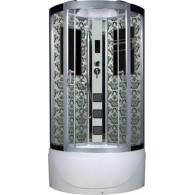Душевая кабина Niagara Lux 7790W хром, металлик