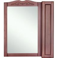 Зеркало-шкаф 1 Orange Классик 85 орех F7-85ZS1