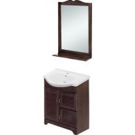 Мебель для ванной 1 Orange Классик 75 орех антикварный