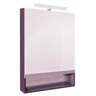 Зеркало-шкаф Roca Gap 70 фиолетовый zru9302752