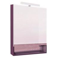Зеркало-шкаф Roca Gap 80 фиолетовый zru9302753