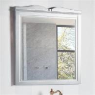 Зеркало Caprigo Borgo 80 bianco-grigio 33431-В177