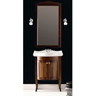 Мебель для ванной Kerasan Retro с дверцами (69 см) орех