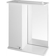 Зеркало-шкаф Mixline Бриз 50 L 529938